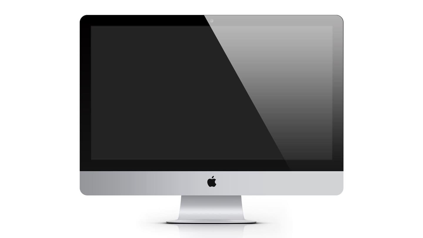 エステ・マッサージ・サロンのパソコン用ホームページのイメージの外枠
